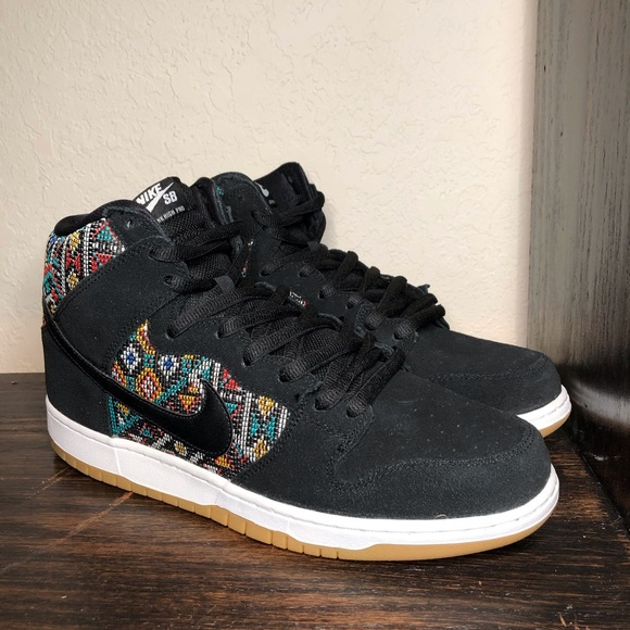 Nike Shoes   New Sb Aztec Geometry Dunk